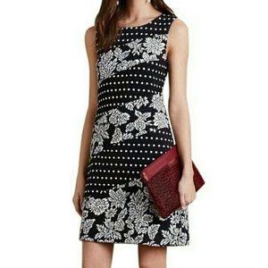 NWT Anthropologie Maeve Effamy Jacquard Dress M